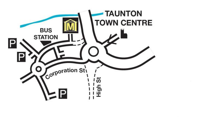 TMoS location map wihtout car park info