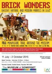 Lego EX Poster