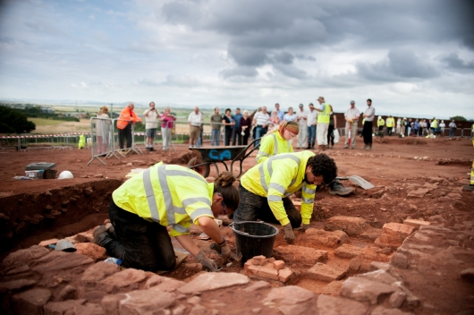 EDF Energy Archaeological Open Day