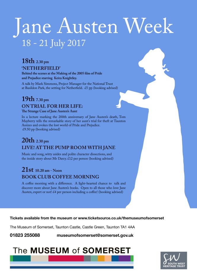 Jane Austen's WEEK