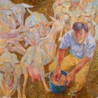 Goat Farmer, Strogursey