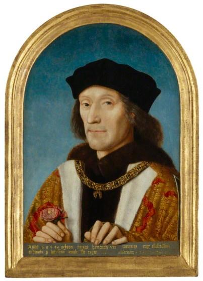 NPG 416; King Henry VII by Unknown artist