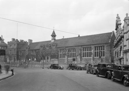 Municipal Hall, 1950