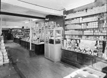 County Stores, Taunton, 1952